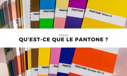 Qu'est-ce que le PANTONE ?