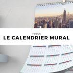 Focus produit – Les calendriers muraux
