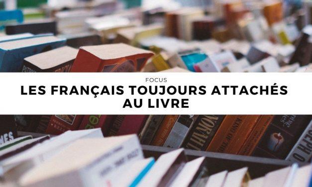 Les français toujours attachés au livre